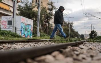 Εμπορική αμαξοστοιχία ακινητοποιήθηκε στη Θεσσαλονίκη