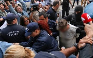 Νέα ένταση και διακοπή στη δίκη για την απαγωγή Λεμπιδάκη