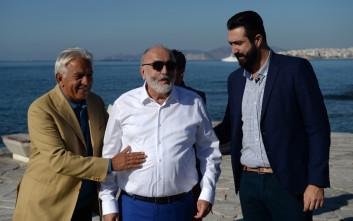 Κουρουμπλής από τις ακτές Παλαιού Φαλήρου: Προλάβαμε πάρα πολλά πράγματα