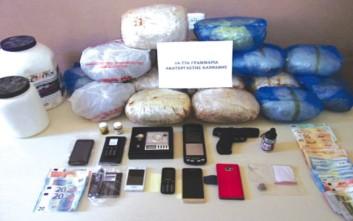 Φυλακισμένος κατηύθυνε κύκλωμα διακίνησης ναρκωτικών στη Ρόδο