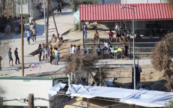 «Απάνθρωπες συνθήκες διαβίωσης των προσφύγων στα hot spot και ειδικά στη Μόρια»