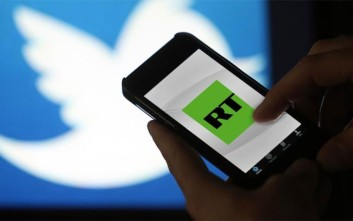 Το twitter κόβει τις διαφημίσεις του Russia Today και του Sputnik