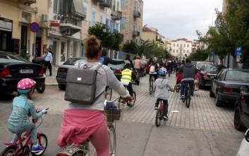 Πώς θα μάθει το παιδί ποδήλατο