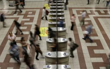 Κλείνουν σήμερα οι μπάρες στο μετρό στο Σύνταγμα