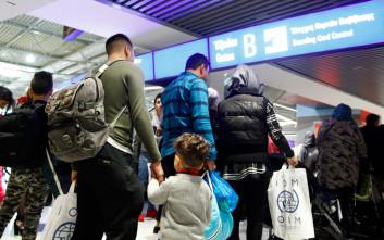 Αναχώρησαν από τη χώρα μας 234 πρόσφυγες με προορισμό τη Γαλλία