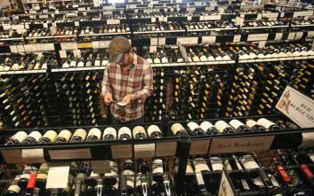 Τελειώνει το φτηνό κρασί