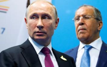 Έκκληση Πούτιν για κατάργηση των χημικών όπλων