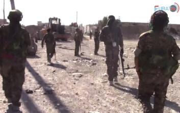 Έδιωξαν το Ισλαμικό Κράτος από τη Ράκα οι Συριακές Δημοκρατικές Δυνάμεις