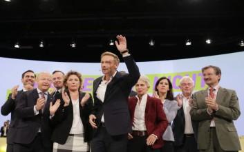 Spiegel: To FDP θα μπορούσε να διεκδικήσει το υπουργείο Οικονομικών