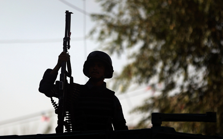 Εκρήξεις και ανταλλαγή πυροβολισμών σε πόλη του Αφγανιστάν