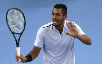 Tέλος το τένις φέτος για τον Κύργιο