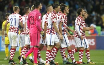 Οι Κροάτες έχουν το απόλυτο στη διαδικασία των μπαράζ