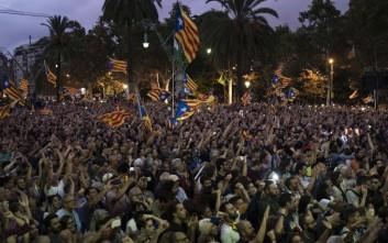Οι δύο όψεις των κινητοποιήσεων στην Καταλονία