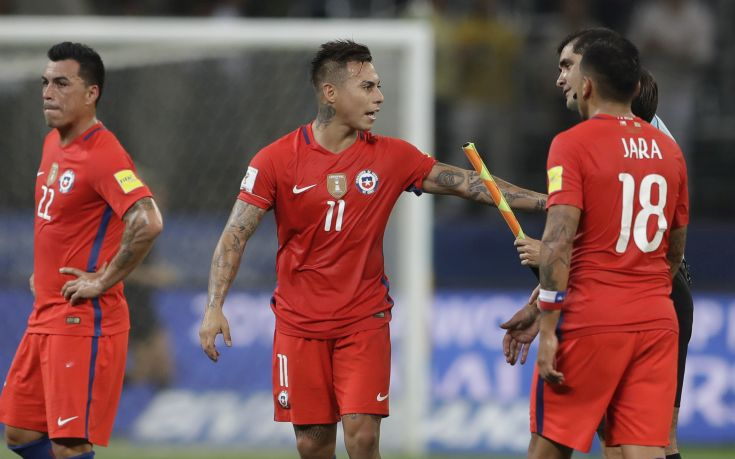 Οι δυνάμεις του παγκοσμίου ποδοσφαίρου που έμειναν εκτός Μουντιάλ