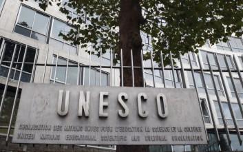 Διάκριση της Ελλάδας στην UNESCO: Θα προστατεύουμε πολιτιστικά μνημεία εν καιρώ πολέμου
