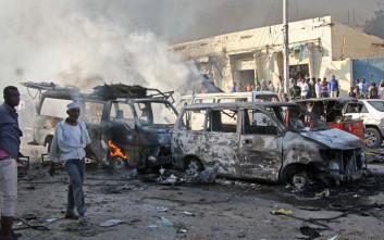 Έκρηξη παγιδευμένου με εκρηκτικά αυτοκινήτου στη Σομαλία