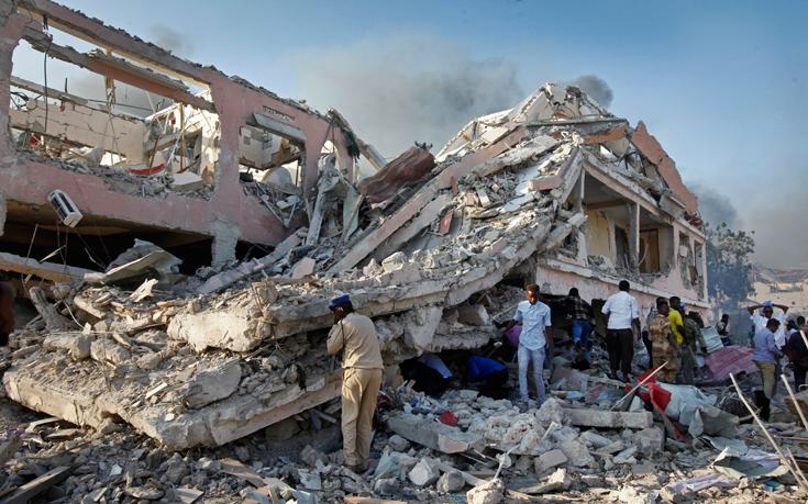 Οι ΗΠΑ «σφυροκοπούν» θέσεις της τζιχαντιστικής «Σεμπάμπ» στη Σομαλία