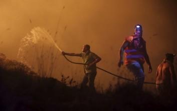 Πύρινη κόλαση με 27 νεκρούς στην Πορτογαλία