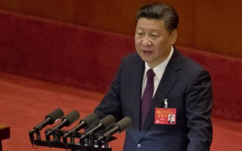 Ο Σι Τζινπίνγκ δίνει στήριξη στον Κιμ Γιονγκ Ουν