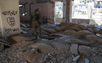 Δύο ομαδικοί τάφοι εντοπίστηκαν στη Ράκα