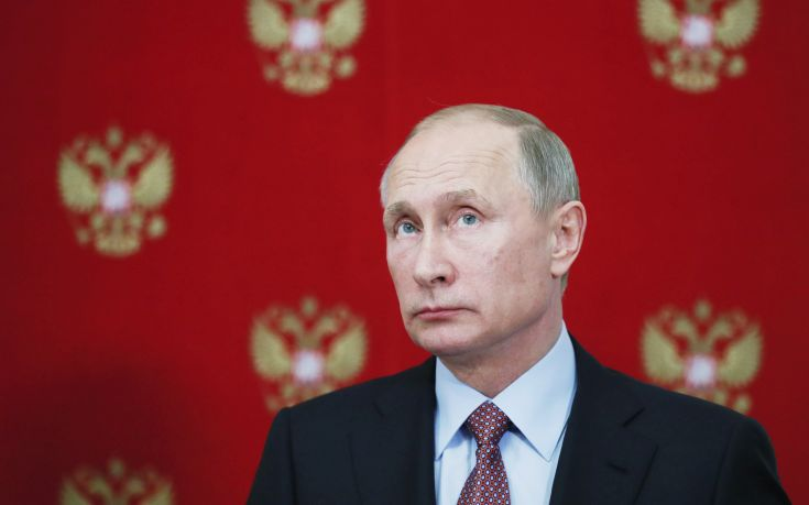 Ο Πούτιν αποχωρεί από την προεδρία το 2024