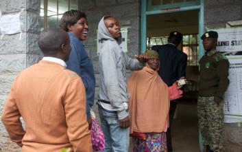 Εκλογές σε τεταμένο κλίμα στην Κένυα