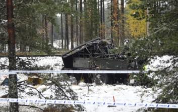 Σύγκρουση τρένου με όχημα του στρατού στη Φινλανδία