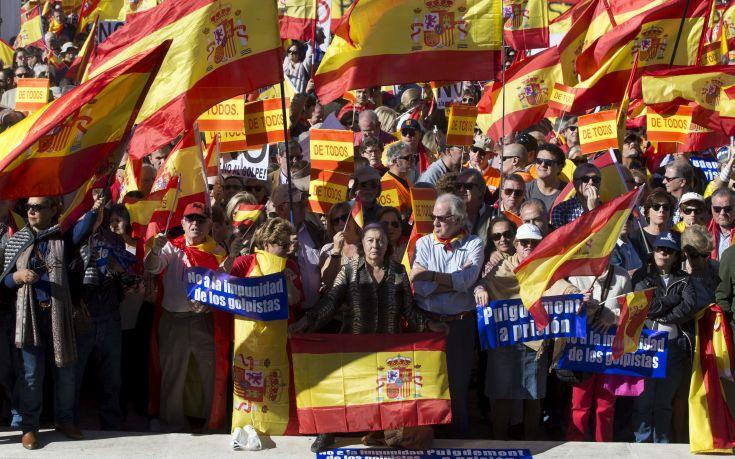 Παραιτήθηκε η πρόεδρος της περιφέρειας της Μαδρίτης