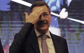Ο δήμαρχος της Άγκυρας παραιτήθηκε «με εντολή του Ερντογάν»