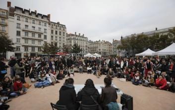 Εκατοντάδες άνθρωποι διδήλωσαν κατά της σεξουαλικής παρενόχλησης στη Γαλλία
