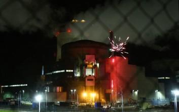 Μέλη της Greenpeace μπήκαν σε πυρηνικό σταθμό και τους συνέλαβαν