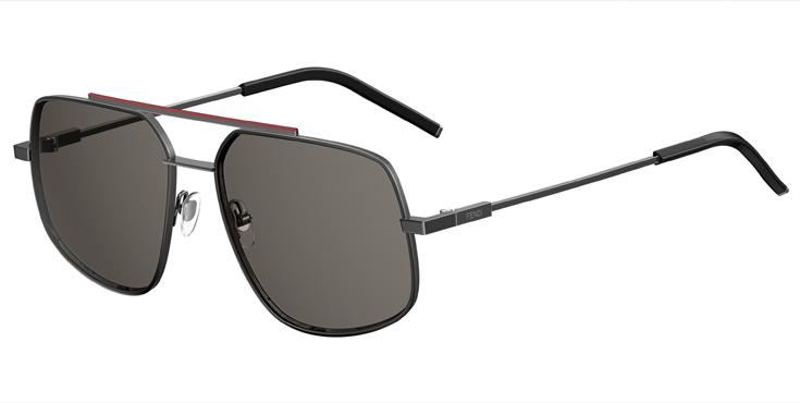 Τα γυαλιά ηλίου FENDI AIR έχουν ως έμπνευση την ελαφρότητα και τη  ρευστότητα. Αντικατοπτρίζοντας τους κώδικες κομψότητας και αρρενωπότητας  του Άνδρα FENDI 579240b0695