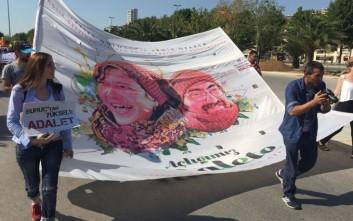 Προσωρινά ελεύθερος εκπαιδευτικός-απεργός πείνας στην Τουρκία