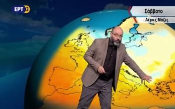 Ευρωπαϊκή πρωτεύουσα θα «χτυπηθεί» σήμερα από ανέμους έως και 100 χιλιομέτρων