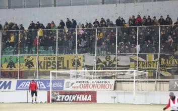 AEK: Μην ανάψει ούτε ένας πυρσός