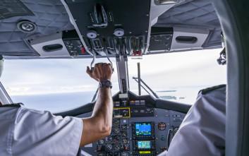 Έβγαλαν πιλότο από το αεροπλάνο και τον συνέλαβαν λίγο πριν την απογείωση