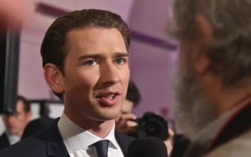 Ο καγκελάριος της Αυστρίας επιμένει πως δεν θέλει την Τουρκία στην Ε.Ε.