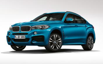 Σπορ εκδόσεις για BMW X5 και X6