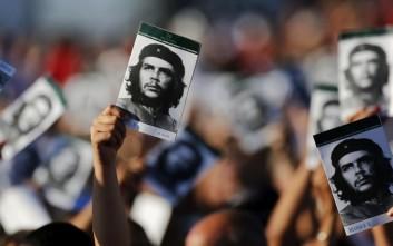 Κούβα κατά ΗΠΑ 50 χρόνια από τον θάνατο του «Τσε»