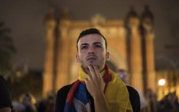 Η αντιπρόεδρος της Ισπανίας ζητά να τεθεί η Καταλονία υπό κηδεμονία