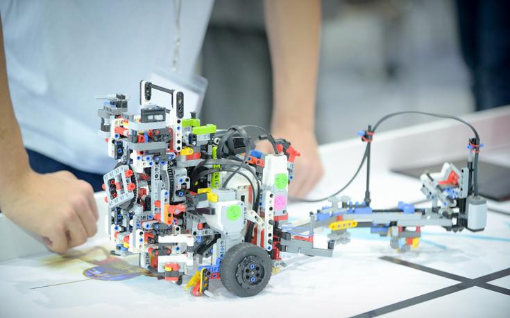 COSMOTE Ρομποτική