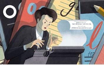 Clare Hollingworth, η «επιτυχία του αιώνα» με το δανεικό αυτοκίνητο στο doodle της Google