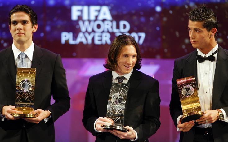 Το ποδοσφαιρικό δίπολο που σαρώνει τα βραβεία τα τελευταία δέκα χρόνια