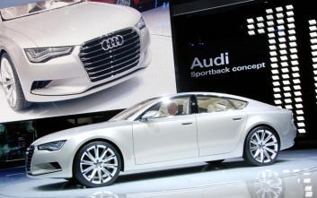 Πού θα δείτε το Audi A7 Sportback σε ζωντανή σύνδεση
