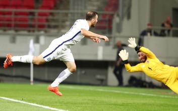 Χάνει το ματς με την ΑΕΚ ο Τοροσίδης