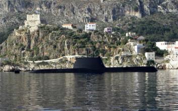 Συμμετοχή Μαθητών της Γ' Λυκείου σε ταξίδι με υποβρύχιο του Πολεμικού Ναυτικού