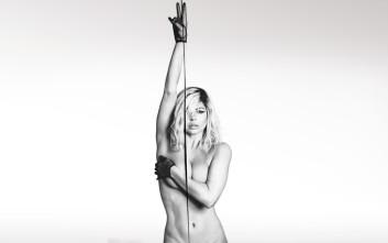 Γυμνή η Fergie για την προώθηση του νέου της άλμπουμ