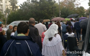 Πορεία για το μάθημα των Θρησκευτικών προς το υπουργείο Παιδείας