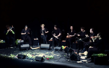 H ορχήστρα που παίζει μουσική με… ζαρζαβατικά