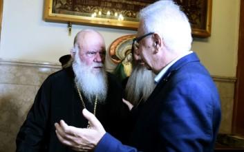 Η εκκλησιαστική περιουσία στη συνάντηση Ιερώνυμου και Γαβρόγλου